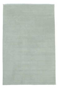 Handloom Fringes - Ijsblauw Vloerkleed 200X300 Modern Lichtblauw (Wol, India)