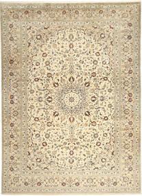 Keshan Vloerkleed 294X400 Echt Oosters Handgeknoopt Groot (Wol, Perzië/Iran)