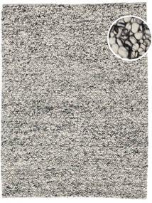 Bubbles - Melange Grijs Vloerkleed 170X240 Modern Lichtgrijs/Donkergrijs (Wol, India)