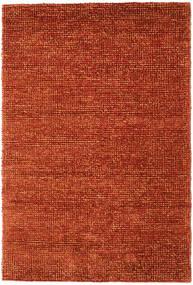 Manhattan - Roestkleur Vloerkleed 250X350 Modern Rood/Oranje/Donkerrood Groot ( India)