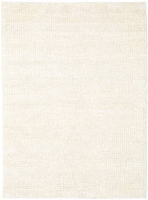 Manhattan - Wit Vloerkleed 170X240 Modern Beige/Wit/Creme ( India)