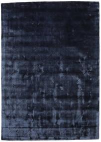 Brooklyn - Nachtblauw Vloerkleed 140X200 Modern Donkerblauw/Blauw ( India)