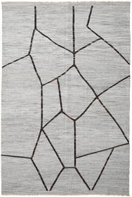 Kelim Semi-Antiek Turkije Vloerkleed 297X446 Echt Oosters Handgeweven Lichtgrijs Groot (Wol, Turkije)