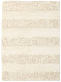 New York - Cream Vloerkleed 170X240 Modern Beige (Wol, India)