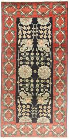 Tabriz Vloerkleed 100X207 Echt Oosters Handgeknoopt (Wol, Perzië/Iran)