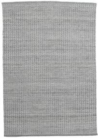 Alva - Donkergrijs/Wit Vloerkleed 160X230 Echt Modern Handgeweven Donkergrijs/Lichtgrijs/Lichtgroen (Wol, India)