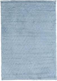 Soho Soft - Sky Blauw Vloerkleed 170X240 Modern Blauw/Donkerblauw (Wol, India)