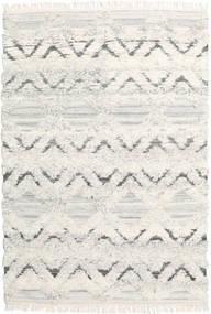 Lydia Vloerkleed 160X230 Echt Modern Handgeweven Donkerbeige/Beige (Wol, India)