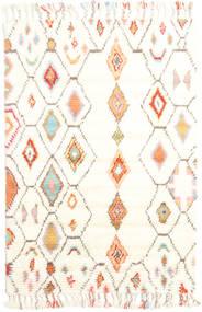 Hulda - Cream Vloerkleed 120X180 Echt Modern Handgeknoopt Beige/Wit/Creme (Wol, India)