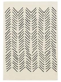 Scandic Lines - 2018 Vloerkleed 200X300 Modern Beige/Wit/Creme (Wol, India)