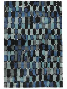 In The Woods - 2018 Vloerkleed 250X350 Modern Donkerblauw/Blauw Groot ( India)