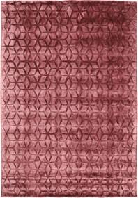 Diamond - Burgundy Vloerkleed 160X230 Modern Donkerrood/Roestkleur ( India)
