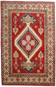 Kazak Vloerkleed 183X285 Echt Oosters Handgeknoopt Roestkleur/Donkerrood (Wol, Pakistan)