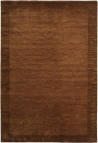 Handloom Frame - Bruin Vloerkleed 300X400 Modern Bruin Groot (Wol, India)
