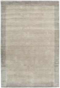 Handloom Frame - Greige Vloerkleed 160X230 Modern (Wol, India)