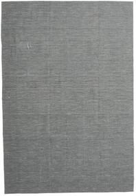 Kelim Loom - Secundair Vloerkleed 220X320 Echt Modern Handgeweven (Wol, India)