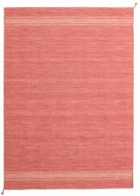 Ernst - Coral/Light_Coral Vloerkleed 170X240 Echt Modern Handgeweven Lichtroze/Rood (Wol, India)