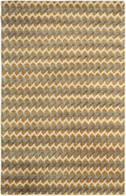Sandnes Vloerkleed 180X270 Echt Modern Handgeknoopt Lichtbruin/Beige (Wol, India)