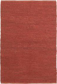 Buitenvloerkleed Soxbo - Roestkleur Vloerkleed 120X180 Echt Modern Handgeweven Donkerrood/Roestkleur (Jute Vloerkleed India)