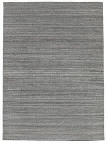 Buitenvloerkleed Petra - Dark_Mix Vloerkleed 160X230 Echt Modern Handgeweven Donkergrijs/Lichtblauw ( India)