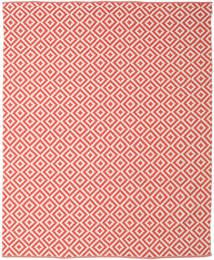 Torun - Coral/Neutral Vloerkleed 250X300 Echt Modern Handgeweven Lichtroze/Rood Groot (Katoen, India)