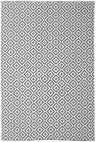 Torun - Grijs/Neutral Vloerkleed 200X300 Echt Modern Handgeweven Lichtgrijs/Donkergrijs/Beige (Katoen, India)