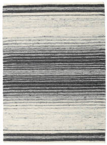 Helsinki Night - Grijs Vloerkleed 170X240 Echt Modern Handgeweven Donkergrijs/Lichtgrijs/Donkerbeige (Wol, India)
