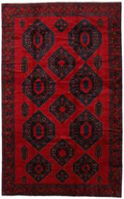 Beluch Vloerkleed 255X405 Echt Oosters Handgeknoopt Donkerrood/Rood Groot (Wol, Afghanistan)