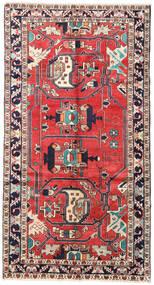 Bakhtiar Vloerkleed 160X300 Echt Oosters Handgeknoopt Zwart/Donkergrijs (Wol, Perzië/Iran)