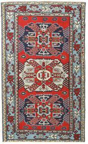 Ardebil Patina Vloerkleed 118X196 Echt Oosters Handgeknoopt Donkerblauw/Lichtbruin (Wol, Perzië/Iran)