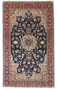 Najafabad Patina Vloerkleed 101X170 Echt Oosters Handgeknoopt Donkerpaars/Donkerrood (Wol, Perzië/Iran)