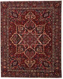 Bakhtiar Patina Vloerkleed 304X385 Echt Oosters Handgeknoopt Donkerrood/Donkerbruin Groot (Wol, Perzië/Iran)