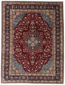 Kashmar Patina Vloerkleed 254X335 Echt Oosters Handgeknoopt Donkerrood/Donkerbruin Groot (Wol, Perzië/Iran)