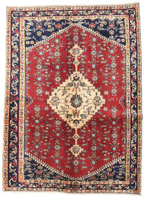 Hamadan Patina Vloerkleed 128X170 Echt Oosters Handgeknoopt Beige/Donkergrijs (Wol, Perzië/Iran)