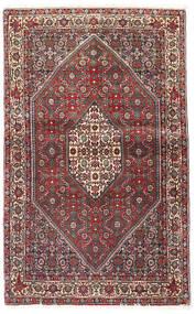 Bidjar Vloerkleed 90X143 Echt Oosters Handgeknoopt Donkerrood/Donkerbruin (Wol, Perzië/Iran)