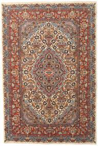 Kashmar Patina Vloerkleed 195X290 Echt Oosters Handgeknoopt Donkerbruin/Donkergrijs (Wol, Perzië/Iran)