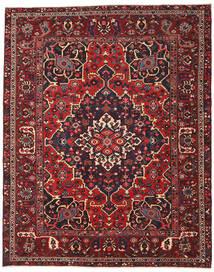 Bakhtiar Patina Vloerkleed 298X373 Echt Oosters Handgeknoopt Donkerrood/Zwart Groot (Wol, Perzië/Iran)