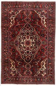 Bakhtiar Vloerkleed 204X308 Echt Oosters Handgeknoopt Donkerrood/Zwart (Wol, Perzië/Iran)