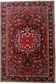 Bakhtiar Vloerkleed 208X310 Echt Oosters Handgeknoopt Donkerrood/Donkerbruin (Wol, Perzië/Iran)