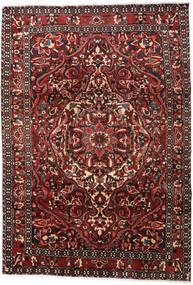 Bakhtiar Vloerkleed 215X306 Echt Oosters Handgeknoopt Donkerrood/Donkerbruin (Wol, Perzië/Iran)