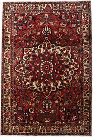 Bakhtiar Vloerkleed 210X312 Echt Oosters Handgeknoopt Donkerrood/Donkerbruin (Wol, Perzië/Iran)