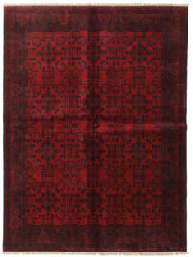 Afghan Khal Mohammadi Vloerkleed 173X231 Echt Oosters Handgeknoopt Donkerrood/Donkerbruin (Wol, Afghanistan)