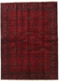 Afghan Khal Mohammadi Vloerkleed 173X229 Echt Oosters Handgeknoopt Donkerrood/Donkerbruin (Wol, Afghanistan)