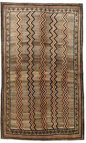 Ghashghai Vloerkleed 133X226 Echt Oosters Handgeknoopt Lichtbruin/Bruin (Wol, Perzië/Iran)