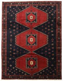 Klardasht Vloerkleed 249X339 Echt Oosters Handgeknoopt Zwart/Donkerrood (Wol, Perzië/Iran)