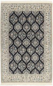 Nain 6La Vloerkleed 146X233 Echt Oosters Handgeweven Lichtgrijs/Beige (Wol/Zijde, Perzië/Iran)