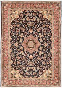 Mehraban Vloerkleed 216X300 Echt Oosters Handgeknoopt Donkerbruin/Donkerblauw (Wol, Perzië/Iran)