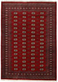 Pakistan Bokhara 2Ply Vloerkleed 217X300 Echt Oosters Handgeknoopt Rood/Donkerrood/Donkerbruin (Wol, Pakistan)