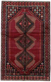 Lori Vloerkleed 150X244 Echt Oosters Handgeknoopt Donkerrood (Wol, Perzië/Iran)