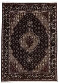 Tabriz 40 Raj Vloerkleed 207X292 Echt Oosters Handgeknoopt (Wol/Zijde, Perzië/Iran)